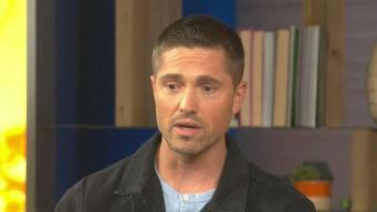 Eric Winter on the Newest Season of 'The Rookie'