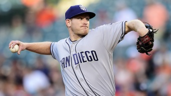 Padres' Johnson Struggles In Latest Loss