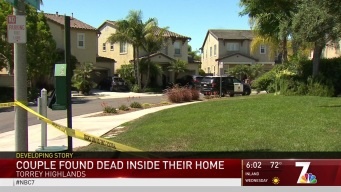 Couple Found Dead in Torrey Highlands Home