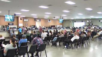 Extremely Long Waits at Som DMV Offices in North County