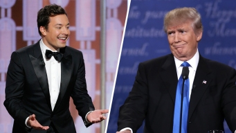 Politics Mentioned Early and Often at Golden Globes
