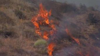 Family Says SD Emergency Alert Delayed for Rock Fire
