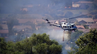 4S Ranch Fire Contained