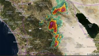 Flash Flood Warning for East San Diego County Expire