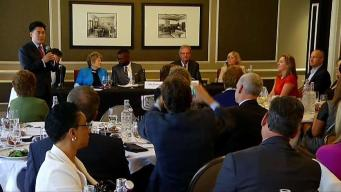 Forum Focused on Taxpayer Policy