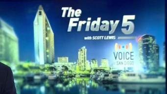 Friday Five: Family Separation, Storm Water Issues and More