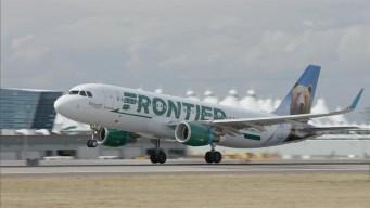 Frontier Adds Nonstop Flight From SD to Phoenix
