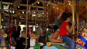 Group Works to Restore Balboa Park Carousel