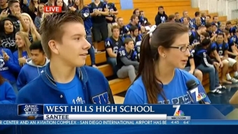 West Hills High School: Game of the Week