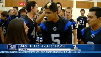 NBC 7's Game of the Week: West Hills