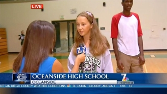 Oceanside Pirates in NBC 7's Game of the Week