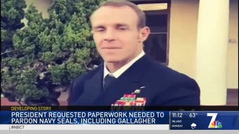 President Trump May Pardon Navy SEALs