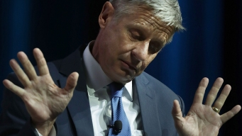 Gary Johnson Can't Name His Favorite Foreign Leader
