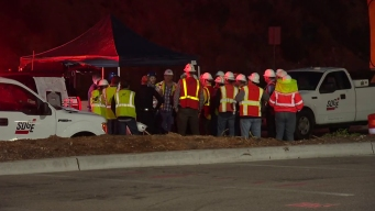 Service Restored to Mission Valley After Gas Leak