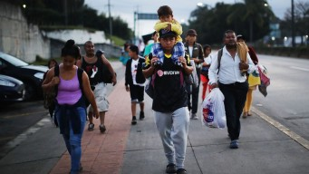 Militia Groups Anxious About Caravan Head to US Border Towns