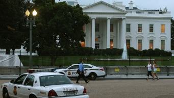 Man Assaulted Officer Outside White House After Rally: Feds