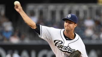 Rea of Light for Padres