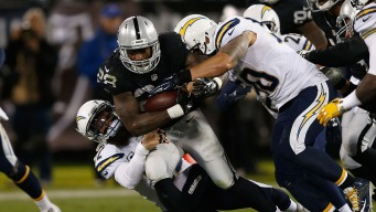 Raiders Defeat Chargers 23-20 in Christmas Eve Matchup
