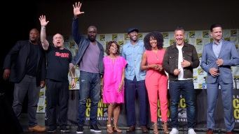 'Luke Cage,' 'Iron Fist' Footage Knocks Out Comic Con