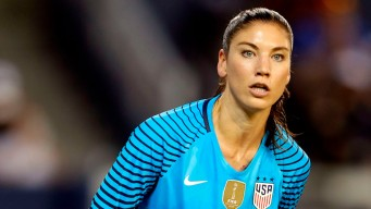 Hope Solo Takes Indefinite Leave Following Suspension