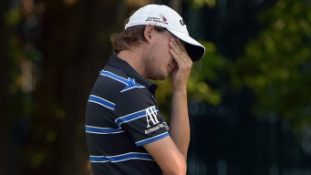 Argentinian Golfer Loses Clubs Before Olympics
