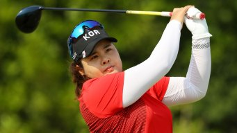 S. Korea's Inbee Park Wins Gold in Golf's Olympic Return