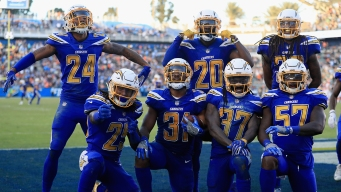 Bolts Tied for 1st in AFC West