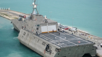 Missile Strike Attempt on USS Mason Fails
