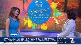 12th Annual Hallo-Wine Fall Festival This Saturday