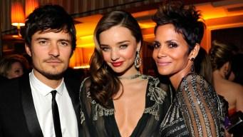 Stars Hit Vanity Fair Oscar Party