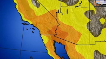 Triple-Digit Heat in San Diego County's Forecast