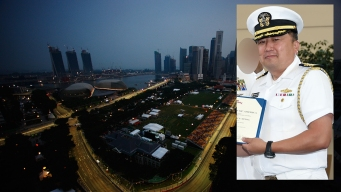 $18K Rooftop Proposal Gifted to Ship Commander, Navy Says
