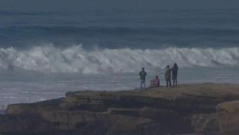 Surf's Up: NWS Warns of Elevated Waves