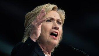 Clinton Addresses Dallas Attacks in Church Speech