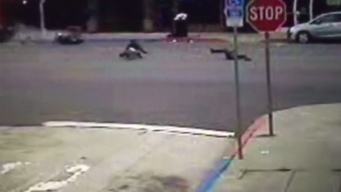 CAUGHT ON CAM: Motorcycle Chase Ends in Crash