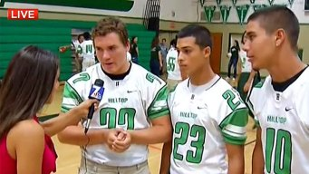 NBC 7's Game of the Week: Hilltop Lancers