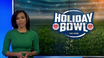 Holiday Bowl Coaches Happy to Be in San Diego