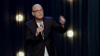 Howie Mandel Talks New Comedy Special