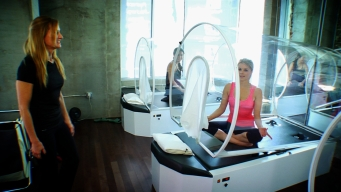 Sweat It Out at Iobella Fitness