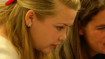 Inspirational Student of the Month: Hannah Kellermeyer