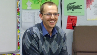 Inspirational Teacher: Andrew Shields
