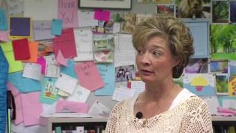April 2017 Inspirational Teacher: Rachel Bronwyn