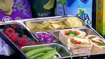 Ideas for Back to School Lunches