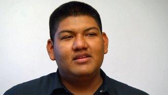 Inspirational Student Sept. 2013: Francisco Ignacio