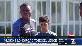Crawford High Runner Shines In The Classroom and On The Track