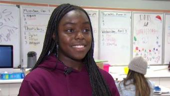 Inspirational Student of the Month for February 2019: Sydney Danso