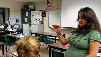 Inspirational Teacher of the Month: Connie Anaya