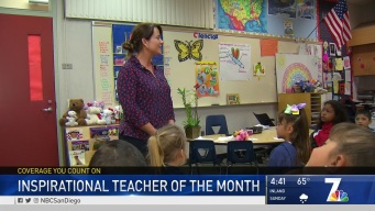 Inspirational Teacher of the Month for May: Whitney Wright