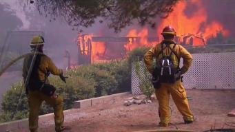 Is Your Family Prepared for a Wildfire?