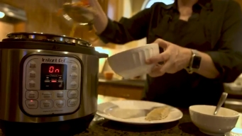 Easy Summer Meals in a Pressure Cooker
